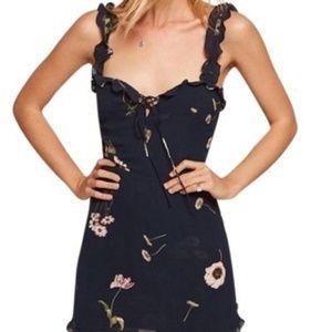 Reformation Armadillo Mini Dress